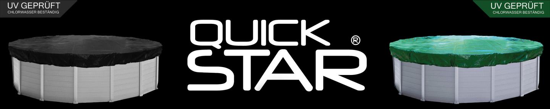 QUICK STAR Poolabdeckungen
