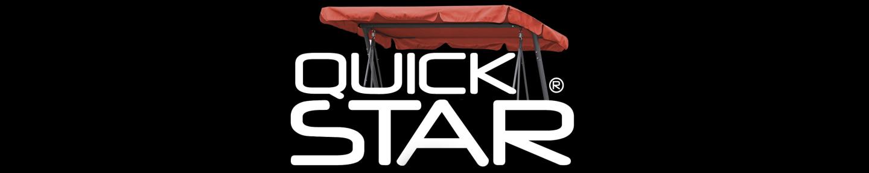 QUICK STAR Hollywoodschaukel