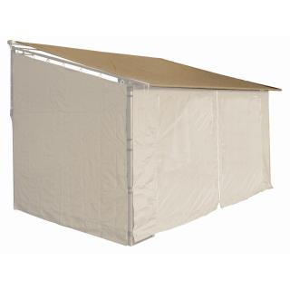 Ersatzdach Roll Pavillon 3x4m 280g/m2 Pavillondach Markise Ersatzbezug Sand
