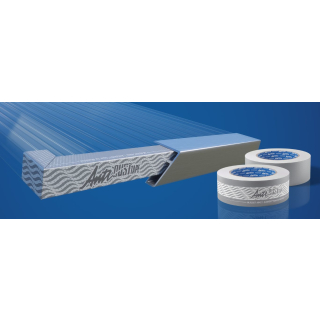 Anti Dust - Filterband AD4528 mit Membran 33m x  28mm
