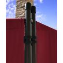 Paravent 3 Teilig 170 x 165 cm Stoff Raumteiler Trennwand...