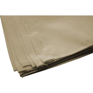 Ersatz Bezug Paravent 4 Teilig 170 x 220 cm Raumteiler Trennwand Sichtschutz Bespannung Sand