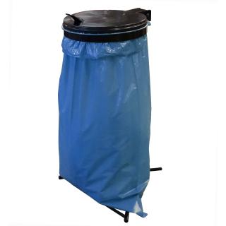 Müllsackständer inkl 25 Müllsäcken 120 Liter Ständer Müllbeutelhalter Müllsackhalter Abfallbehälter Gelber-Sack