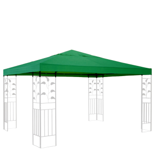 Replacement Roof for Gazebo 3x3m Green