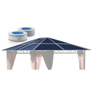 Ersatzdach Hardtop Pavillon 3x3,6m inkl. Anti Dust Filterbandset