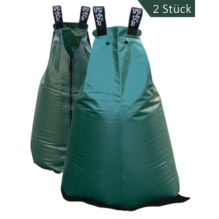 2 pcs Treebag 20 Gallons 75 Liters Slow Release Watering Bag for Trees
