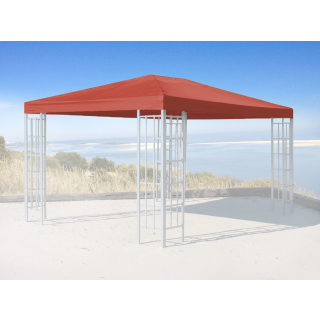 Replacement Roof for Rank Gazebo 3x4m Orange-Red