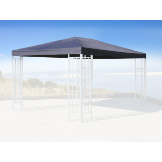 Replacement Roof for Rank Gazebo 3x4m Anthracite